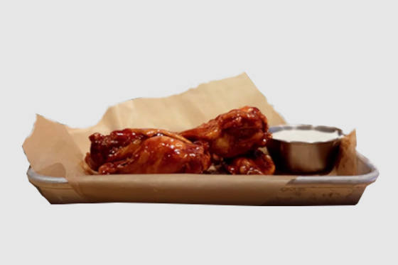 Birthday Freebies - Chicken Wings