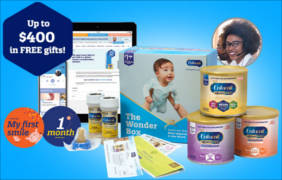 Full size Enfamil formula, coupons and more.