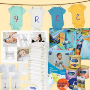 Free baby stuff for expecting moms