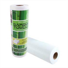 Money-saving product: machine washable bamboo paper towels.