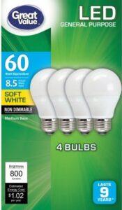 Money-Saving Products - LED Lightbulbs