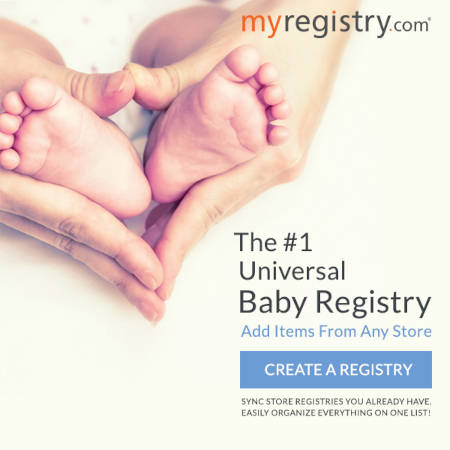 Expecting mothers, create a free baby registry at My Registry.