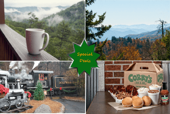 Save Money in Pigeon Forge, Tennessee
